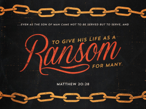Matthew 20:28 [fullscreen]